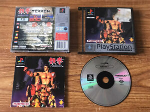Tekken-PlayStation-1-ps1-PAL