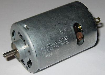 MABUCHI RS-540SH-3780 DC 6V-12V 10000RPM Electric Motor 3.17mm Shaft