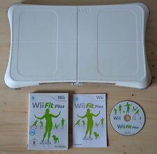 Wii-Nintendo Wii Balance Board Incl. Wii Fit Plus (buono stato)