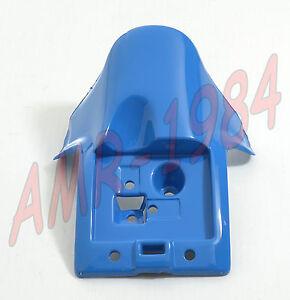Hinge Cover Saddle Aprilia Scarabeo 50 1995 Painted Blue Legend