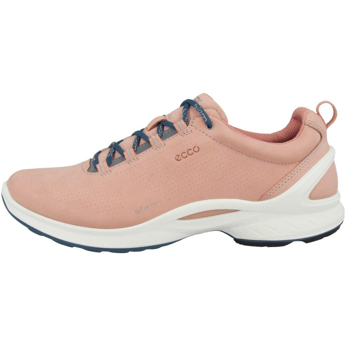 Ecco Biom Fjuel Cibus Schuhe Natural Motion Damen Turnschuhe clay 837533-01309