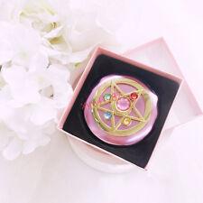 Sailor Moon Moonlight Memory Crystal Star Mirror Case cosmetic make up mirrorNew