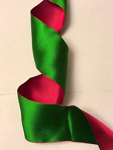 Wire 2.5 in Edged Ribbon 6.3cm