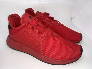 Details about Adidas X PLR Red Shoes kids Size US 4 #EG3125 (BB101)