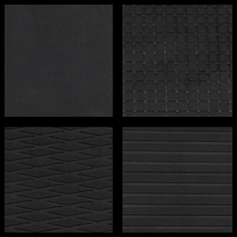 Hydro-Turf auf Lager - - Honda R-12 R-12X Matte Set - Lager Schwarz Abschalten Groove 3m 89e04b