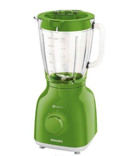 Philips HR 2105//30 état Mixeur couleur vert 400 watt verre 1,5 L NEUF wow