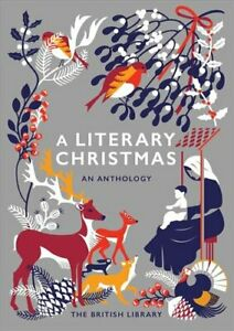 A-Literary-Christmas-An-Anthology-by-British-Library-9780712352765-Brand-New
