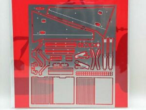 Studio27-ST27-FP2041-McLaren-MP4-13-Grade-up-Parts-for-Tamiya-1-20-Scale