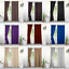 thumbnail 1 - Blackout Curtains Eyelet And Pencil Pleat Thick Thermal Curtains With Tiebacks