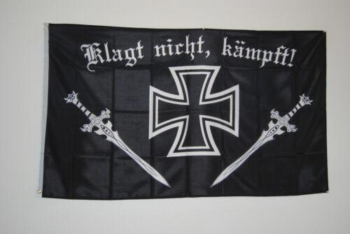 Drapeau Drapeau 1779 Empire Drapeau Deutsches Reich se plaint de ne pas se bat EK épée