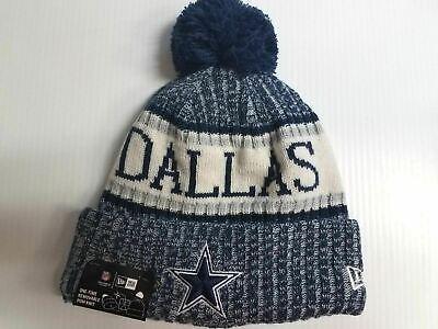 New Era NFL Dallas Cowboys 2018 Sideline Sport Knit