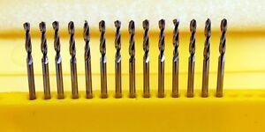 14 Pièces Forets Vhm Toso-outils Cylindre Tige, D = 1,50 Mm, Neuf-, D= 1,50 Mm, Neu Fr-fr Afficher Le Titre D'origine êTre Hautement Loué Et AppréCié Par Le Public Consommateur