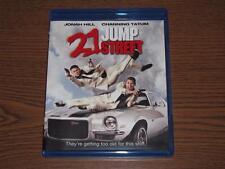 21 Jump Street (Blu-ray Disc, 2012, Includes Digital Copy; UltraViolet)