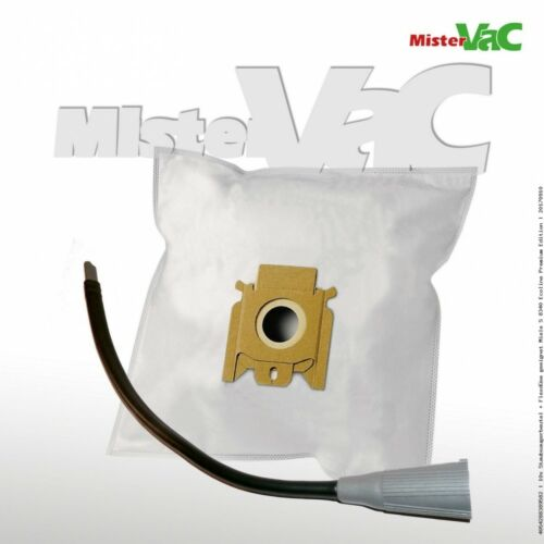 10x Staubsaugerbeutel Flexdüse geeignet Miele S 2131 EcoLine