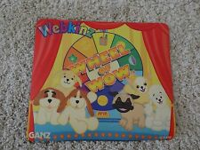 Webkinz Wheel of Wow Mousepad - No Code - Ganz