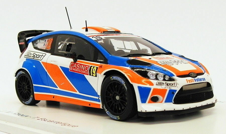 Spark 1 43 Scale S4514 - Ford Fiesta WRC  19 - 20th Monte Carlo 2015