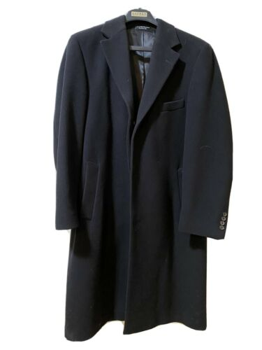 Ralph Lauren Cashmere&Wool Long Coat, Mens, L