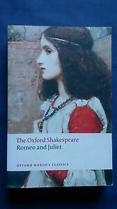 The-Oxford-Shakespeare-ROMEO-AND-JULIET-6-pages-have-notations-so-CHEAP
