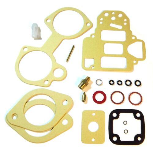 200 valve+filter+pin Weber 45DCOE Service kit repair rebuild tune up gasket set
