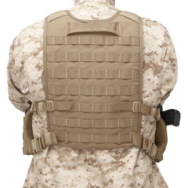 WARRIOR  ASSAULT SYSTEMS ELITE OPS CHEST RIG REAR PANEL 901 CENTURION PALS MOLLE  for your style of play at the cheapest prices