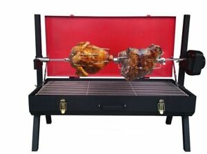 Portable-Camping-Spit-Roast-Rotisserie-BBQ-with-Battery-Motor