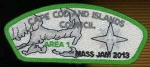 CAPE-COD-amp-ISLAND-GRN-BDR-MASS-JAM-2013-20-Sets-made-SA-33-CSP-SLV3470
