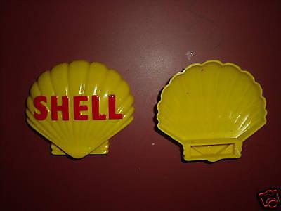 Enseigne Coquille Shell Pour Eclairage Garage Station Service Vroom Essere Romanzo Nel Design