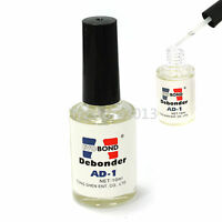 10ml Individual False Eyelash Adhesive Glue Remover Liquid Debonder Brush