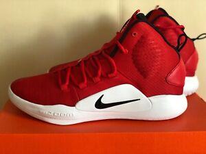Détails sur Nike Hyperdunk X TB Team University Red 2018 AR0467 600 Homme Basketball Chaussures afficher le titre d'origine