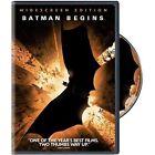 Batman Begins 0012569594159 DVD Region 1