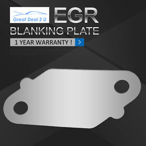 EGR-Blanking-Block-Plate-for-Nissan-Navara-D40-YD25-Common-Rail-Turbo-Diesel