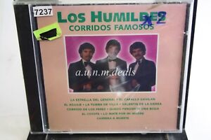 Los-Humildes-Corridos-Famosos-Music-CD-NEW