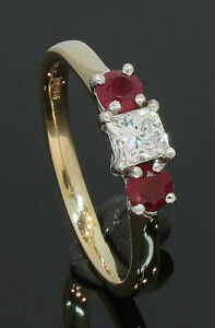 9-Carat-Yellow-Gold-3-Stone-Ruby-amp-Diamond-Ring-0-39ct-Size-M1-2-01-21-008