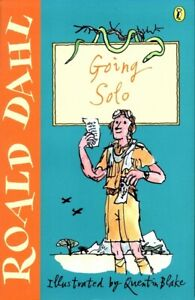 Going-solo-by-Roald-Dahl-Paperback-Highly-Rated-eBay-Seller-Great-Prices