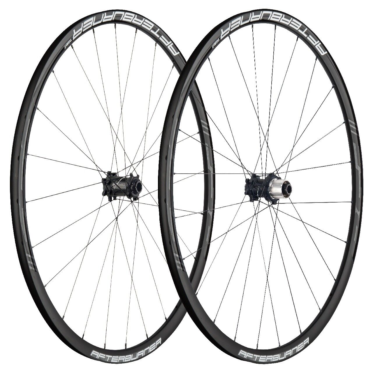 "FSA Afterburner WideR MTB 27.5"" wheelset Shimano 11Speed 24H  Boost Clincher  choices with low price"