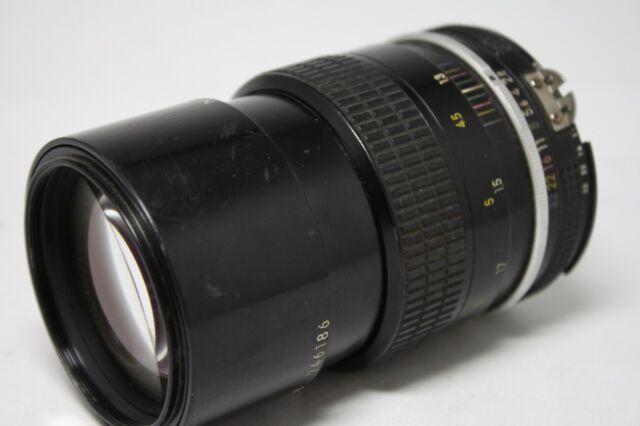 Nikon Nikkor 135mm 1:2.8 Ai Lens **For Repair** #Z000g