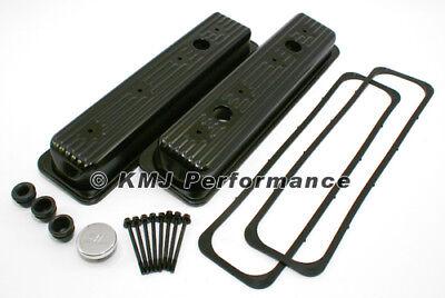 87-00 SBC Chevy Reusable Rubber Valve Cover Gaskets 305 350 5.0 5.7 Vortec