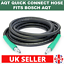 6m Bosch AQT Pressure Washer HOSE AQT 33-11 with Quick connect SDS fittings