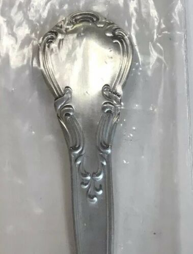 """Gorham Chantilly Sterling 6 5//8/"""" Salad Fork New in Sealed Packaging No Mono"""