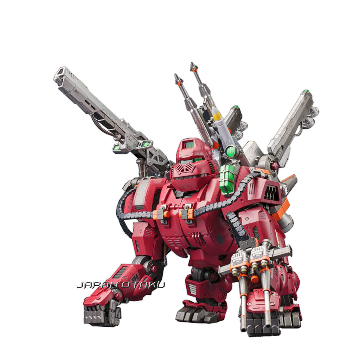 ZOIDS 1 72 IRON KONG Prozen Knights Model kit