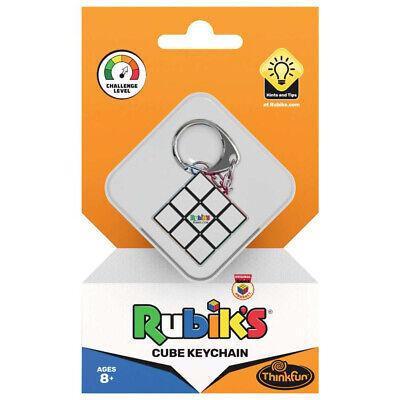 3x3x3 Zauberwürfel Schlüsselanhänger Magiccube Würfel Cube Denkspiel