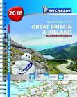 Great Britain and Ireland 2016 Main Roads Atlas by Michelin Editions des Voyages (Spiral bound, 2015)