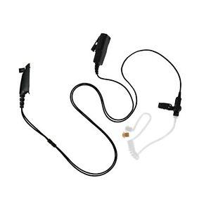 Arrowmax ASK4032-M5 2-Wire Acoustic Ear Tube Surveillance Kit for ...