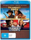 Shanghai Noon  / Shanghai Knights (Blu-ray, 2013)