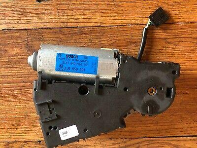 98 02 Volkswagen Beetle Sunroof Moonroof Motor Oem 1j6959591 Ebay
