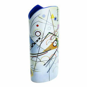 Silhouette-d-039-art-Vase-Compilation-VIII-Kandinsky