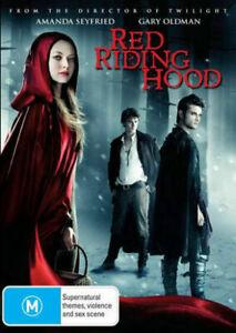 RED-RIDING-HOOD-Dvd-AMANDA-SEYFRIED-GARY-OLDMAN-Used-Region-4