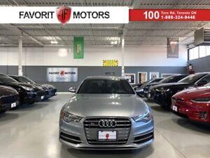 2014 Audi S6 QUATTRO|V8TWINTURBO|CARBONTRIMS|NAV|BOSE|360CAM|+