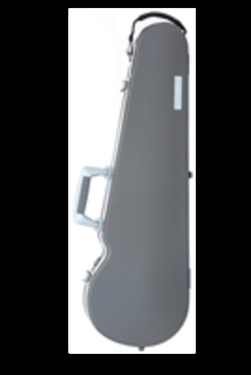BAM PANT2002XL GRY CONTOUROT HIGHTECH Violin Case, Panther