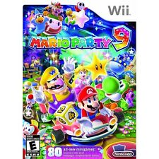 Mario Party 9 - Nintendo  Wii Game